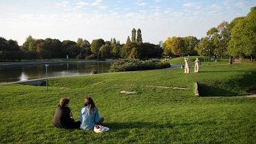 Warszawa stolicą zieloną
