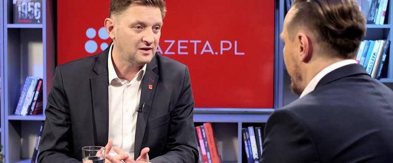 Rozenek: być może w PiS-ie jest chaos, ale wszystkie decyzje zapadają na Nowogrodzkiej