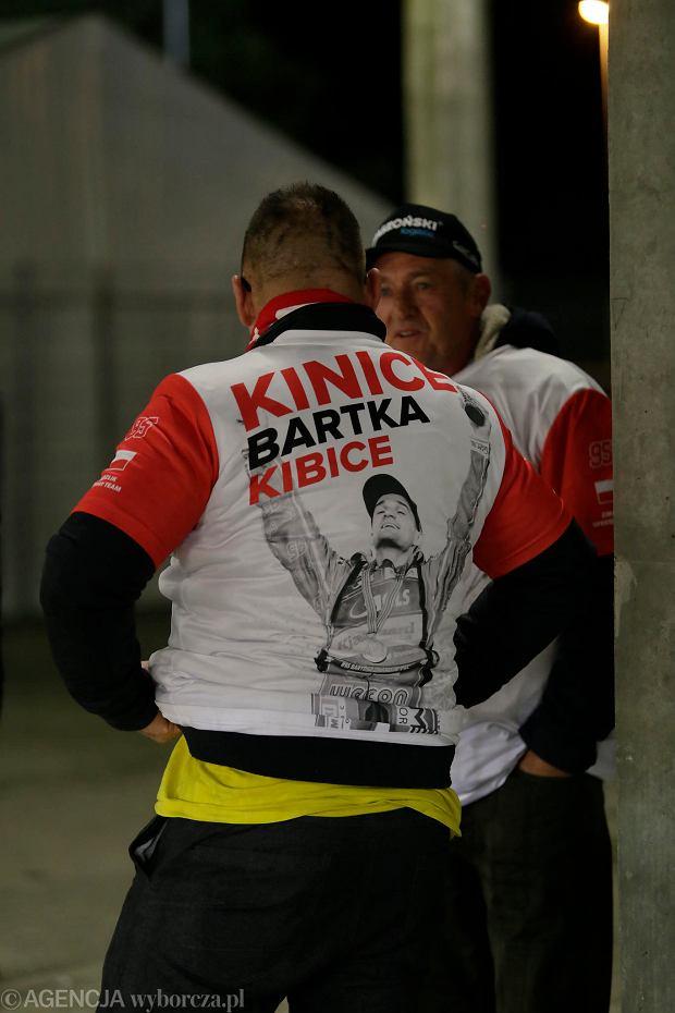 Zdjęcie numer 34 w galerii - Żużlowe Grand Prix w Toruniu. Zmarzlik mistrzem świata. Zobacz galerię zdjęć z toru i trybun