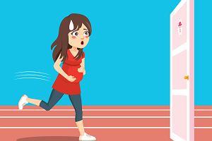 Pęcherz moczowy w ciąży - częste problemy