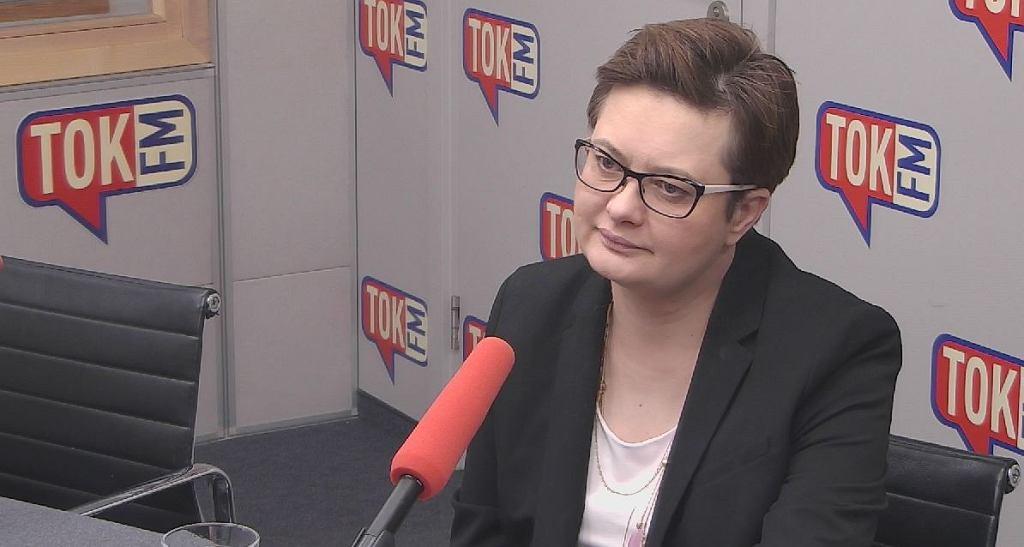 Katarzyna Lubnauer w Poranku Radia TOK FM