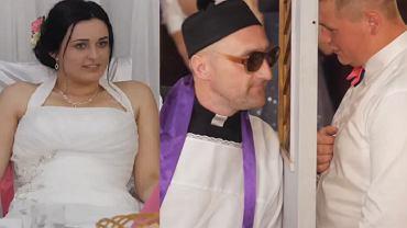 Ksiądz na weselu