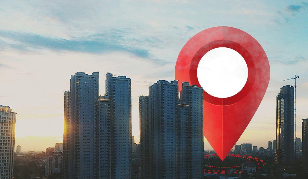 Najczęściej oznaczane miasto na świecie znajduje się w Azji.