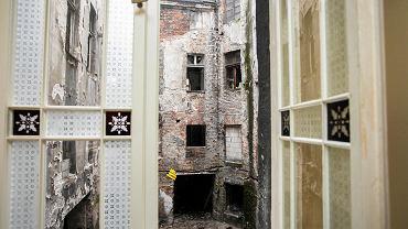 Remont klatki schodowej w kamienicy przy ul. Kniaziewicza 17 we Wrocławiu