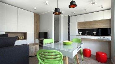 Prezentacje mieszkań, projektowanie, style