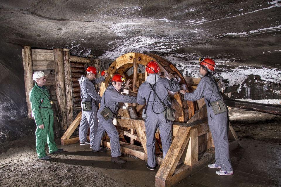 Górnicza Przygoda Czeka Wymyśl Wierszyk Wygraj Bilet