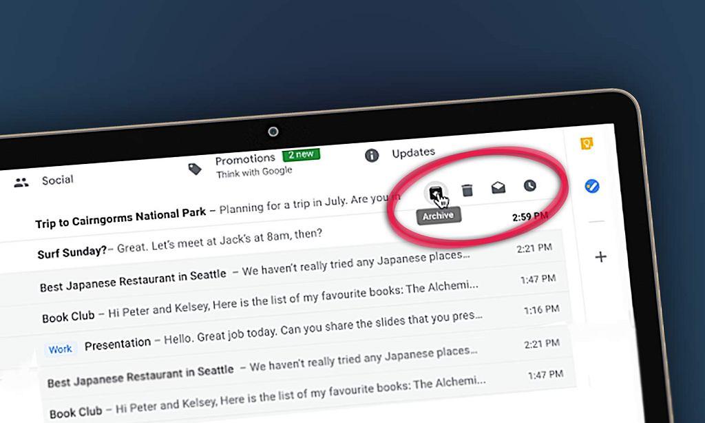 Google prezentuje nowego Gmaila