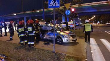 Wypadek kolumny eskortującej Jensa Stoltenberga, Sekretarza Generalnego NATO, w pobliżu Lotniska Chopina w Warszawie