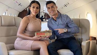 Georgina Rodriguez, Cristiano Ronaldo