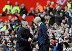 Manchester pokonał Arsenal. Ostatnie starcie Mourinho z Wengerem