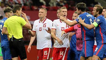 Kamil Glik ujawnił, co zaszło między nim a Kylem Walkerem w przerwie meczu Polska - Anglia
