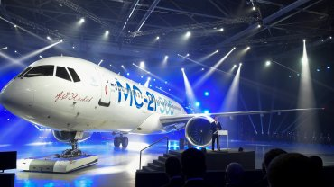 Russia New Jet