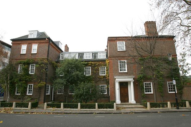 Bernie Ecclestone,dom w Chelsea