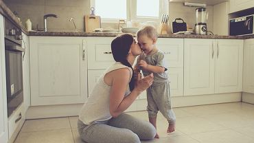 Shutterstock, mama i dziecko