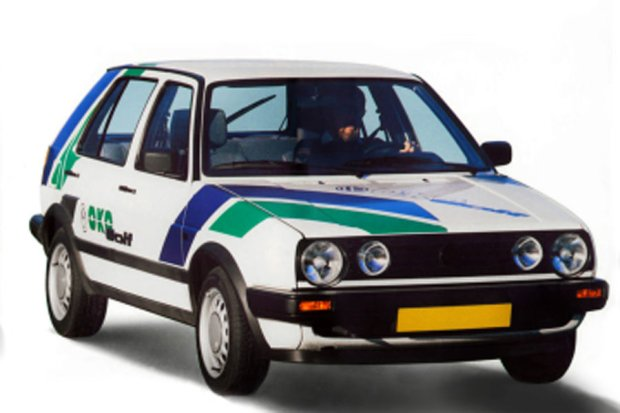 Volkswagen Golf II Start-Stop