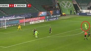 Debiutancki gol Białka w Bundeslidze