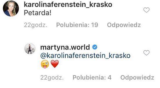 Komentarz Karoliny Ferenstein-Kraśko