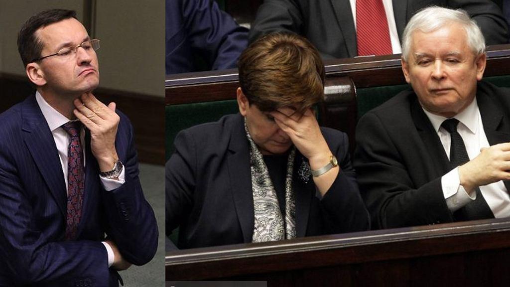 Premier Beata Szydło zgłosiła zastrzeżenia do 'Strategii' Morawieckiego