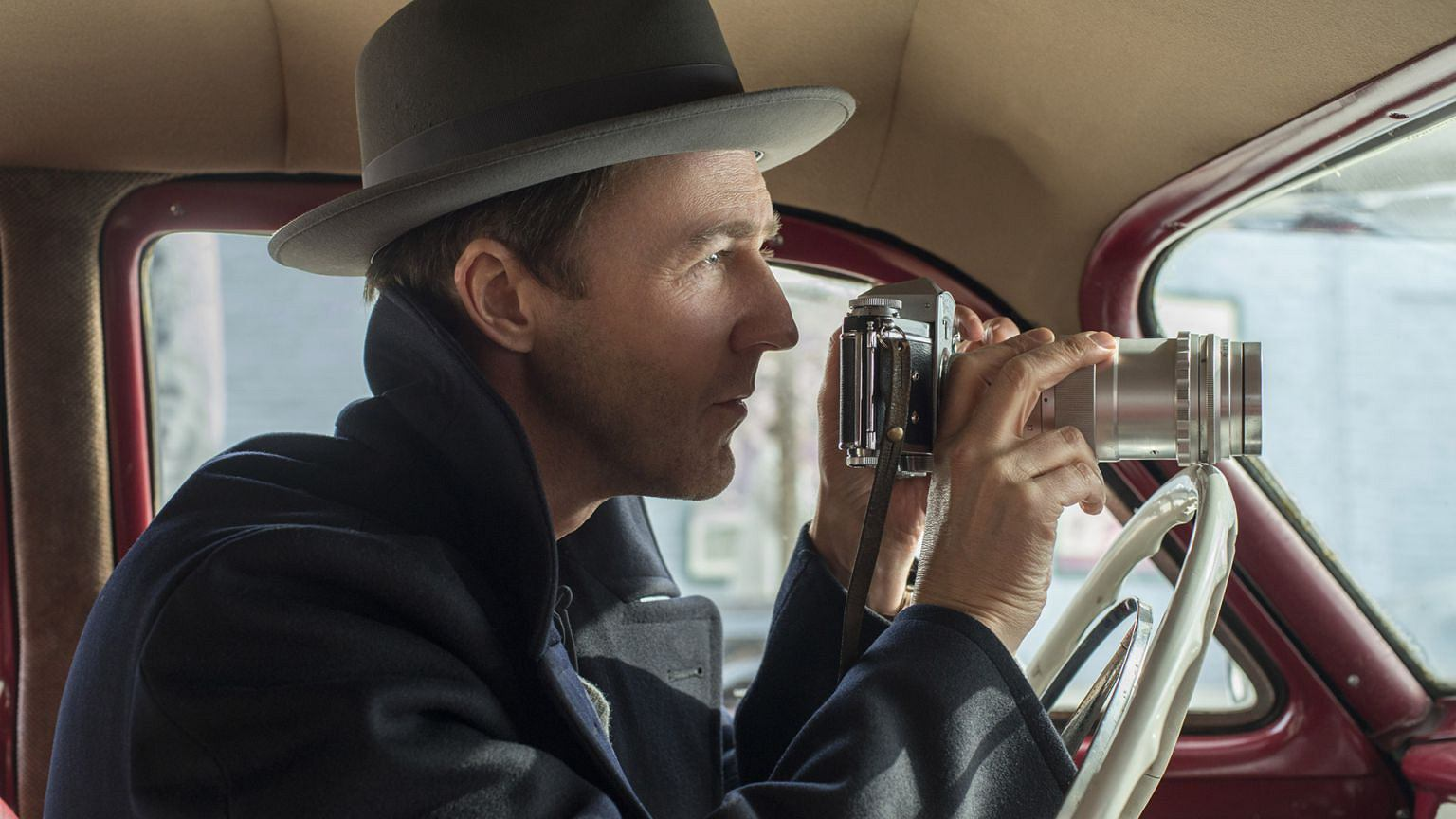 Edward Norton w filmie 'Osierocony Brooklyn'