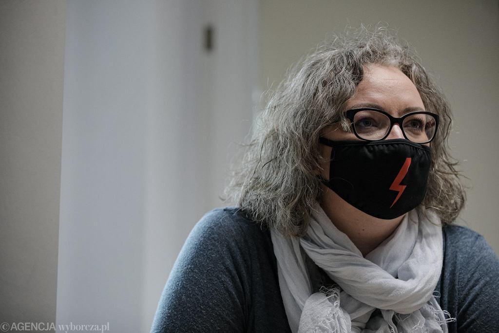 Marta Lempart jest zakażona koronawirusem