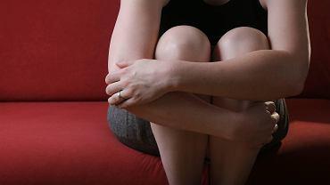 Ofiara gwałtu - zdjęcie ilustracyjne