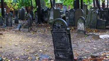 Cmentarz żydowski przy ul. Okopowej w Warszawie
