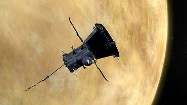 Parker Solar Probe rozpędza się korzystając z asysty grawitacyjnej Wenus