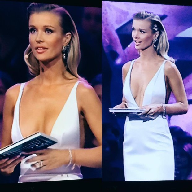 Joanna Krupa, finał Top Model
