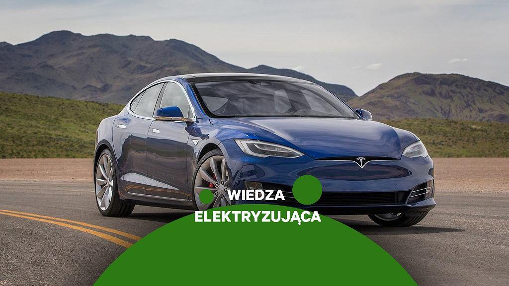 Samochody elektryczne mają pełno zalet - zdjęcie ilustracyjne