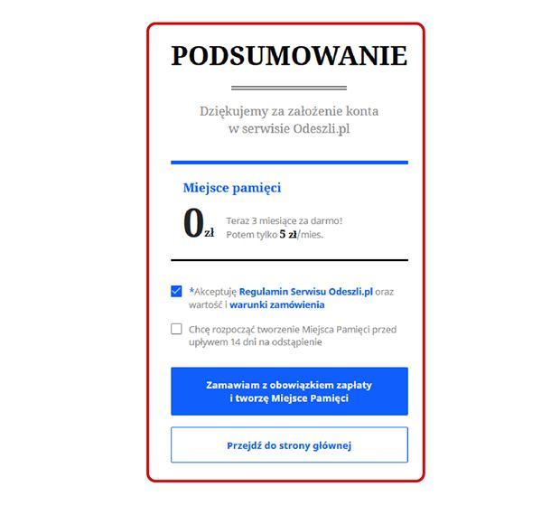 Potwierdź założenie konta, przez link z Twojej poczty. Poznaj warunki zamówienia i zaakceptuj regulamin serwisu.
