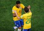 Mistrzostwa Świata w Piłce Nożnej 2014. Brazylia bez Hulka z Meksykiem