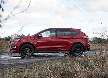 Opinie Moto.pl: Ford Edge ST-Line 2.0 EcoBlue 240 KM. Ma w sobie to coś