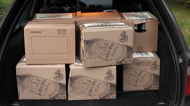 800 litrów piwa w podziękowaniu dla budowniczych autostrady A2