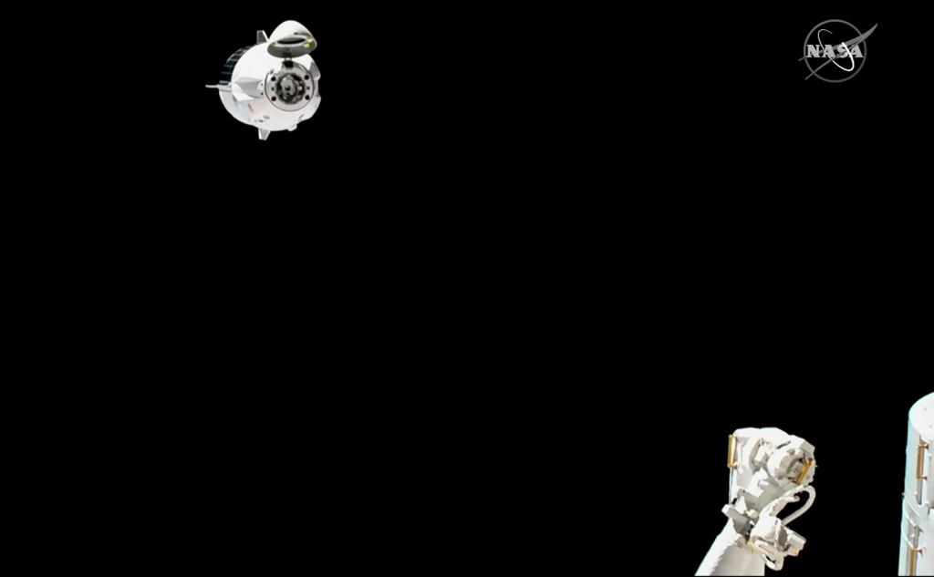 Crew Capsule odłączył się od ISS