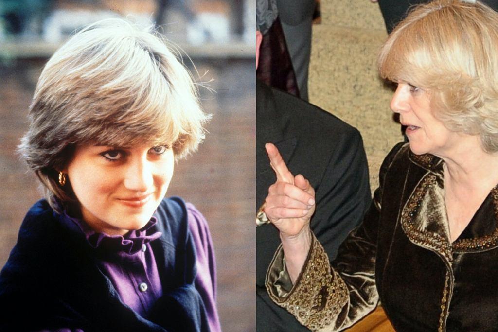 Księżna Diana brzydko nazywała kochankę męża
