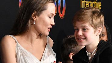 Córka Angeliny Jolie ma jej dość. Shiloh Jolie-Pitt wyprowadza się od niej i zamieszka z Bradem Pittem. Zagraniczne media donoszą, że nie będą żyli tylko we dwoje