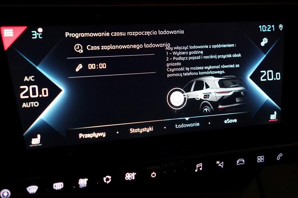 DS 7 Crossback E-Tense 4x4 Louvre