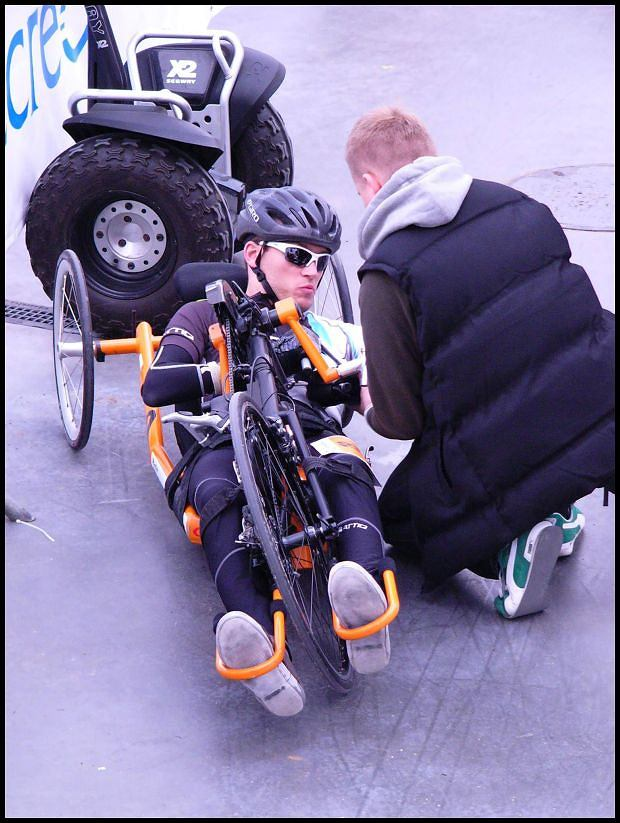 Niekiedy ludziom wydaje się, że niepełnosprawni sportowcy mniej pracują. Zapewniam, że tak nie jest
