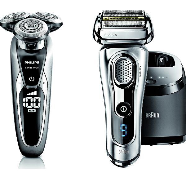 Philips Series 9000 vs Braun Series 9