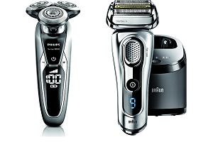 Braun Series 9 vs Philips Series 9000 [TEST]