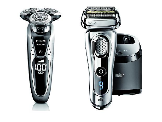 Braun Series 9 vs Philips Series 9000 [TEST]