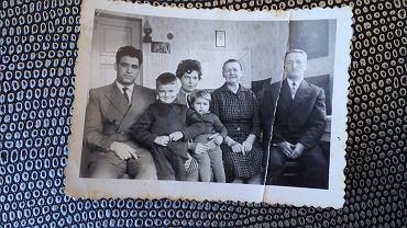 Pradziadek zginął w Auschwitz. Prababcia opiekowała się niepełnosprawnym synem. Nie wiem, które było większym bohaterem