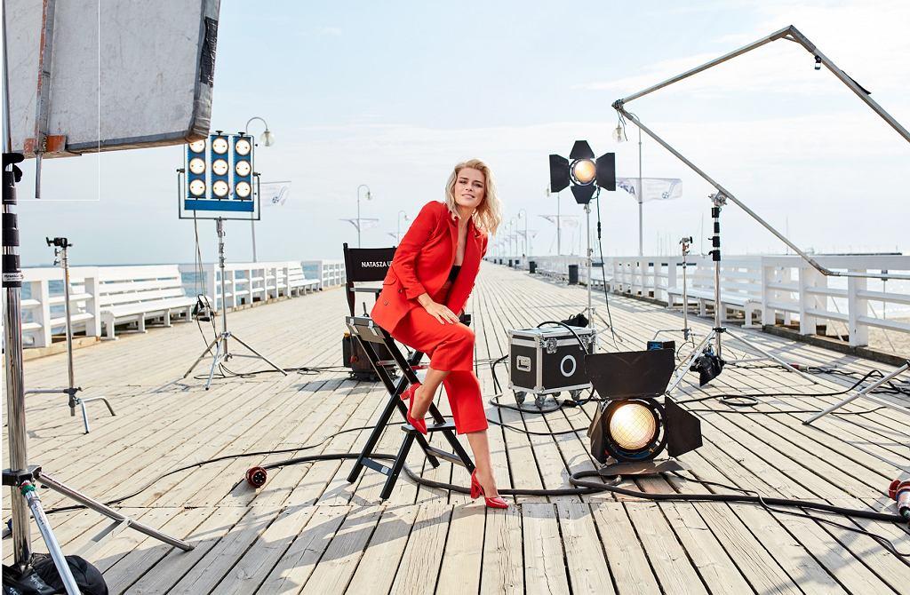 Natasza Urbańska w nowej kampanii Caprice