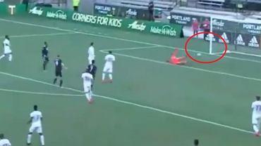 Adam Buksa strzelił pierwszego gola dla New England Revolution