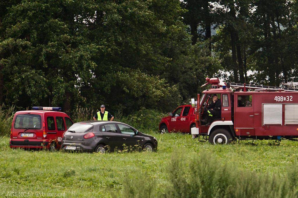 Tragedia w Chałupskach. Miejsce zbrodni nad jeziorem Wiecanowskim
