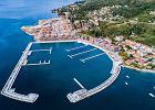 Nowy, luksusowy kurort nad Morzem Adriatyckim. Powstaje w dawnej bazie militarnej