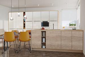 Kolorowa i funkcjonalna kuchnia: wskazówki aranżacyjne od stylisty salonów Agata