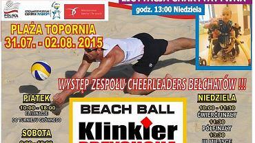 Eliminacje do mistrzostw Polski w siatkówce plażowej