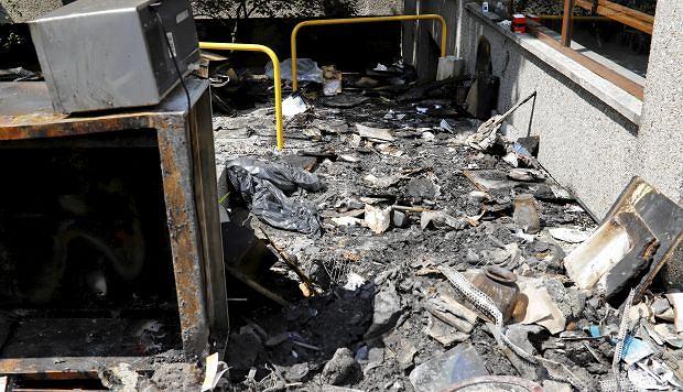 Podpalenie było - prawdopodobnie - przyczyną pożaru w katowickim ośrodku dla dzieci z niepełnosprawnością intelektualną