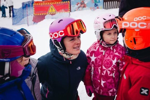 narty dla dzieci